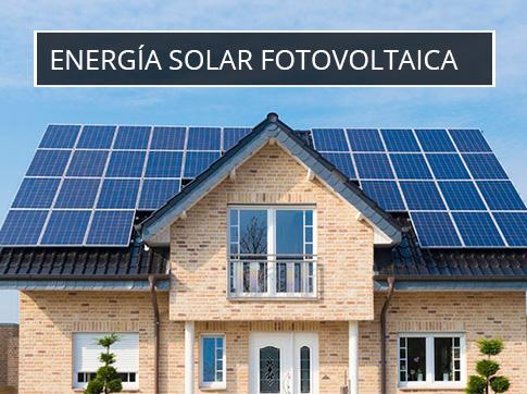 Enegía Solar Fotovoltaica Eneko
